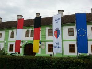 Geburtshaus von Nikolaus Lenau (Frontansicht)