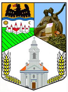 Das Wappen der Heimatortsgemeinschaft Lenauheim
