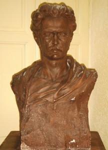 Büste von Nikolaus Lenau