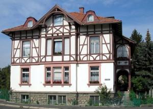 Heimathaus in Würzburg