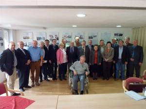Mitgliederversammlung des Hilfswerk (18.10.2014)