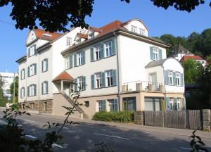Haus des IDGL in Tübingen