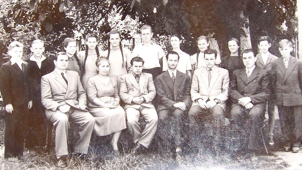 Der Jahrgang 1946 im Jahr 1960