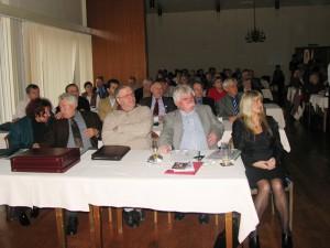 Bei der Verbandstagung in Ulm 2010