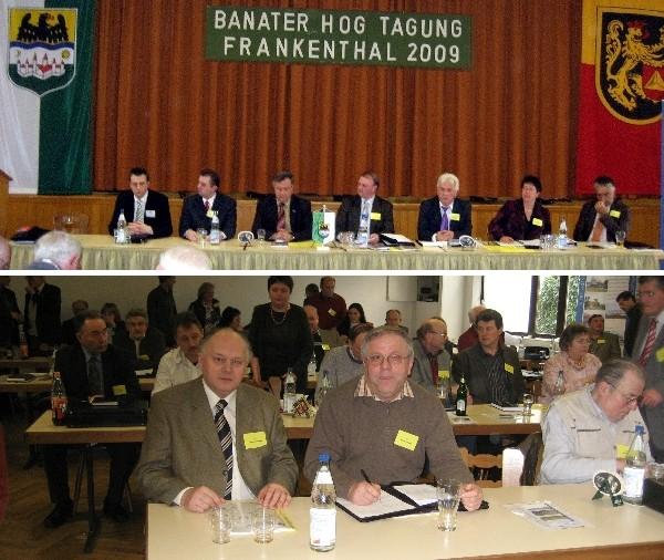 Bei der HOG und KV Tagung in Frankenthal 2009