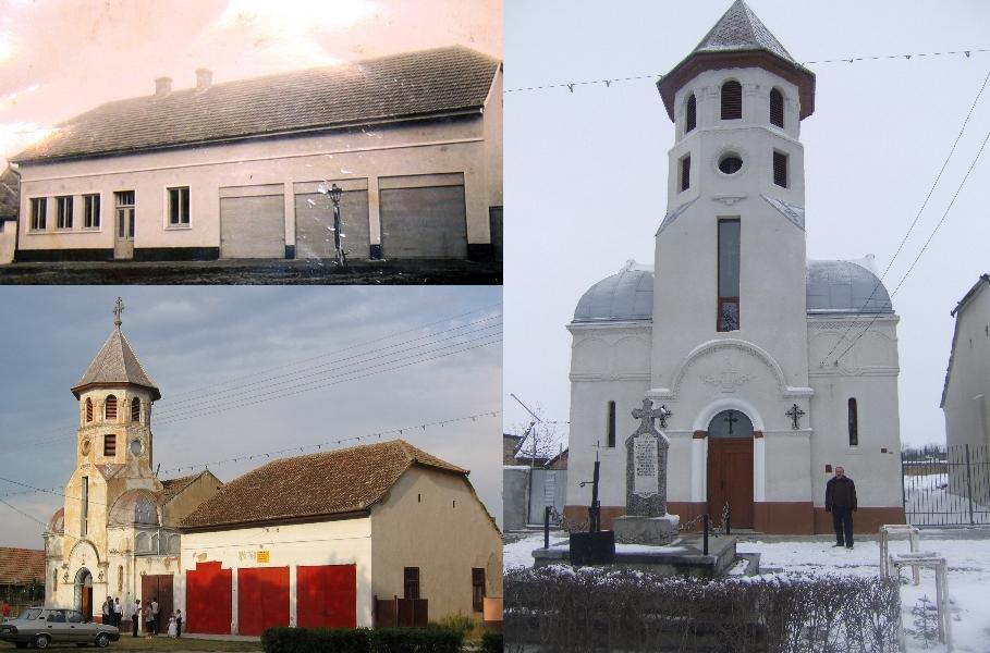 Die Orthodoxe Kirche Lenauheim in neuem Glanz