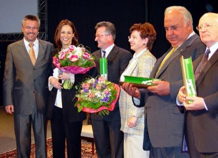 """""""Styrian Award for Humanity"""" für die Südsteirische Rumänienhilfe"""
