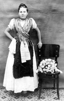 Susanna Lammert, geb. Schwarz