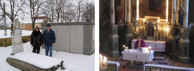 Aufnahmen aus dem Winter 2005