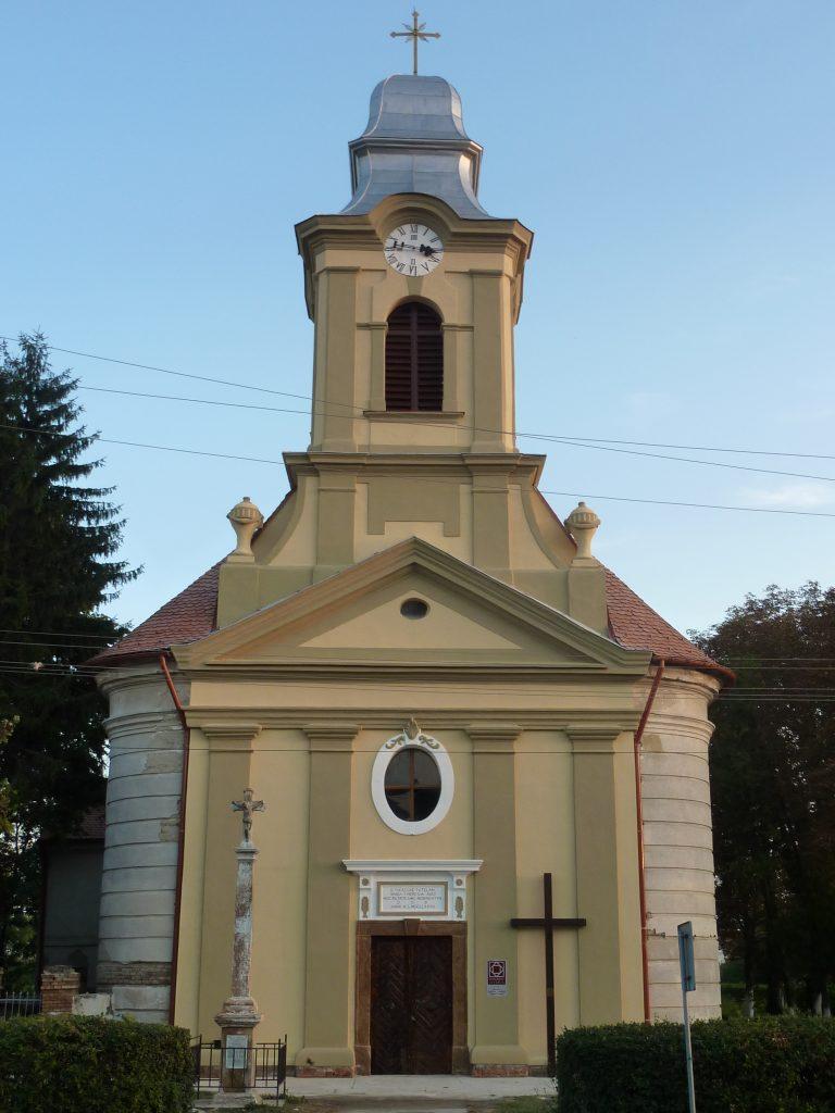Die röm.-kath. Kirche in Lenauheim
