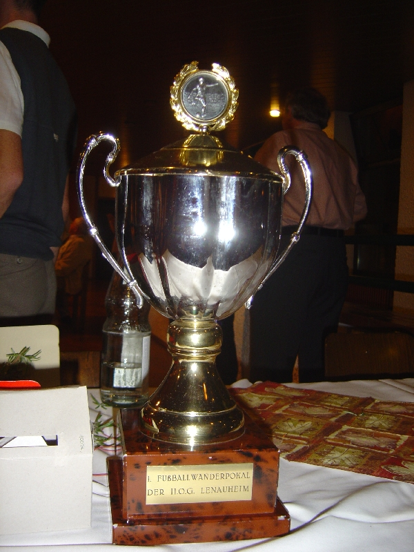 Der Pokal der HOG Lenauheim