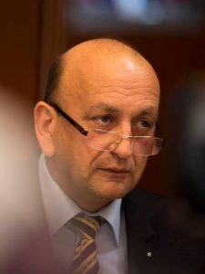 Bürgermeister der Gemeinde Lenauheim Ilie Suciu